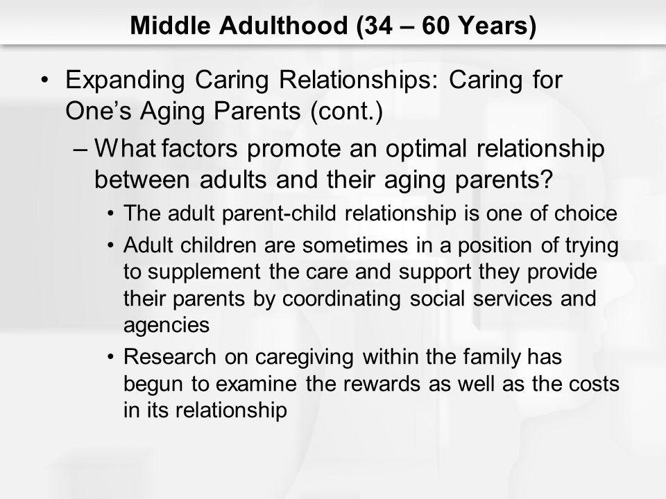 middle adulthood case study University of phoenix material young and middle adulthood case studies read the following case studies in order to complete the week three individual assignment.