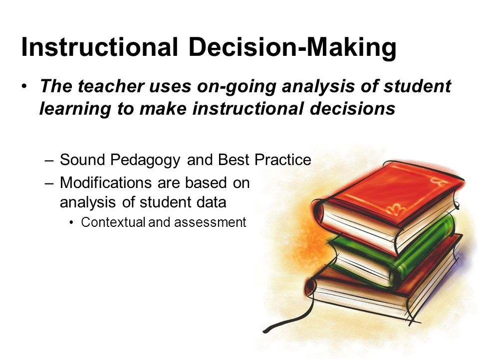 Instructional Decision-Making