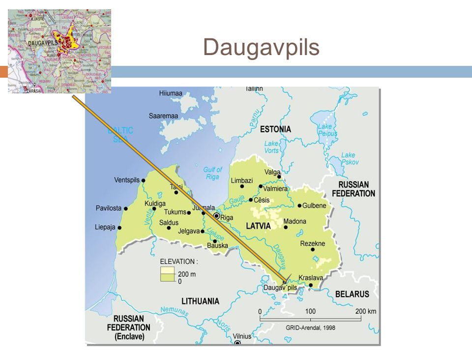 DAUGAVPILS CITY GENERAL AND PROFESSIONAL EDUCATION DEPARTMENT ppt