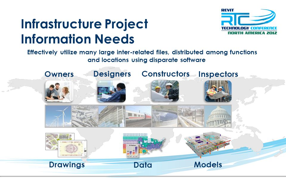 Infrastructure Project Information Needs