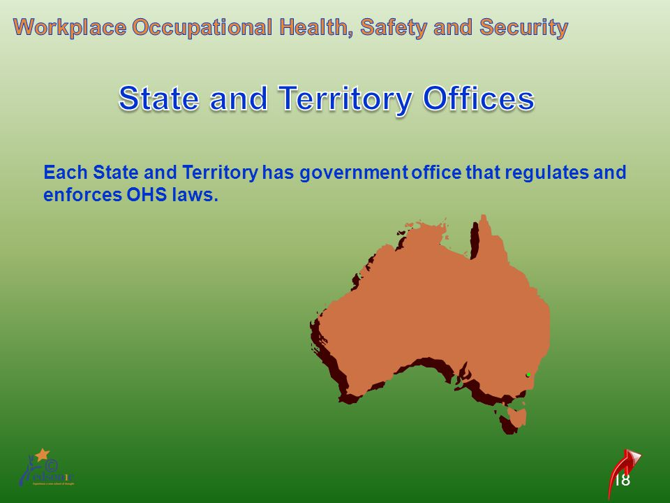 State and Territory Offices
