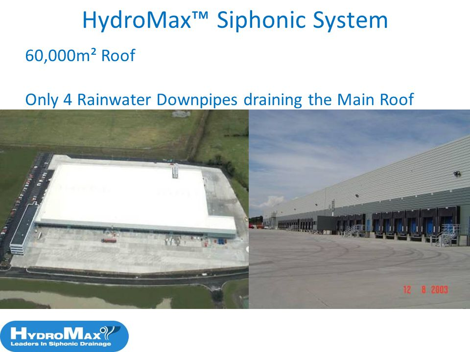 HydroMax™ Siphonic System