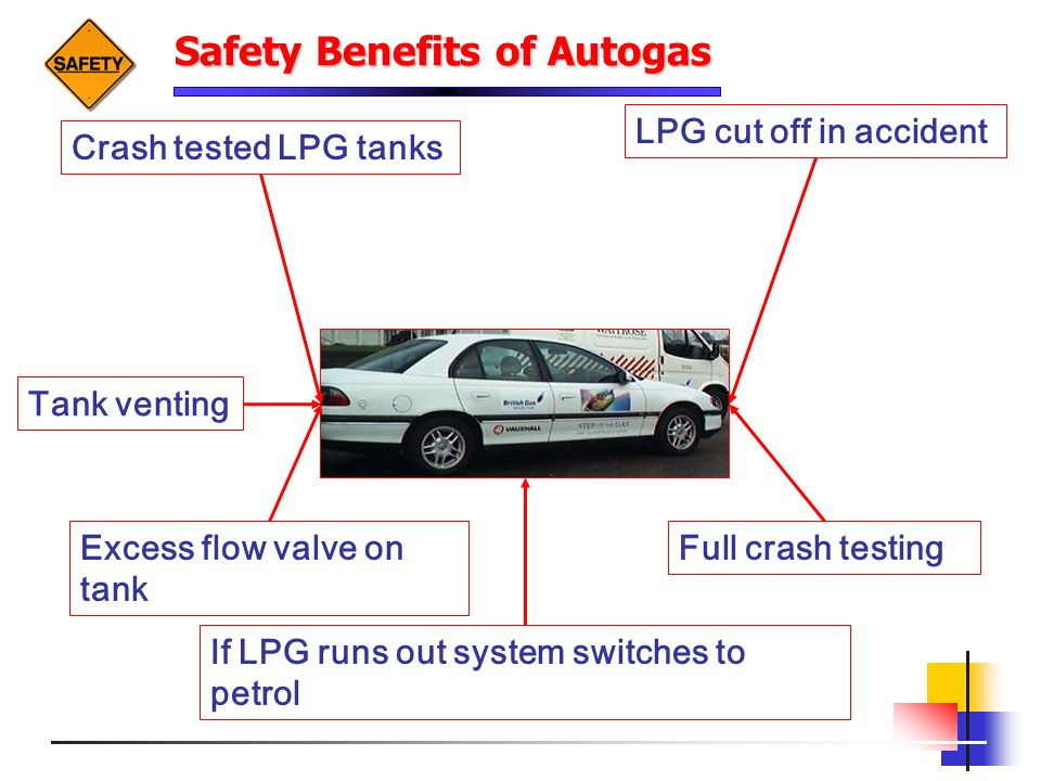 Safety Benefits of Autogas
