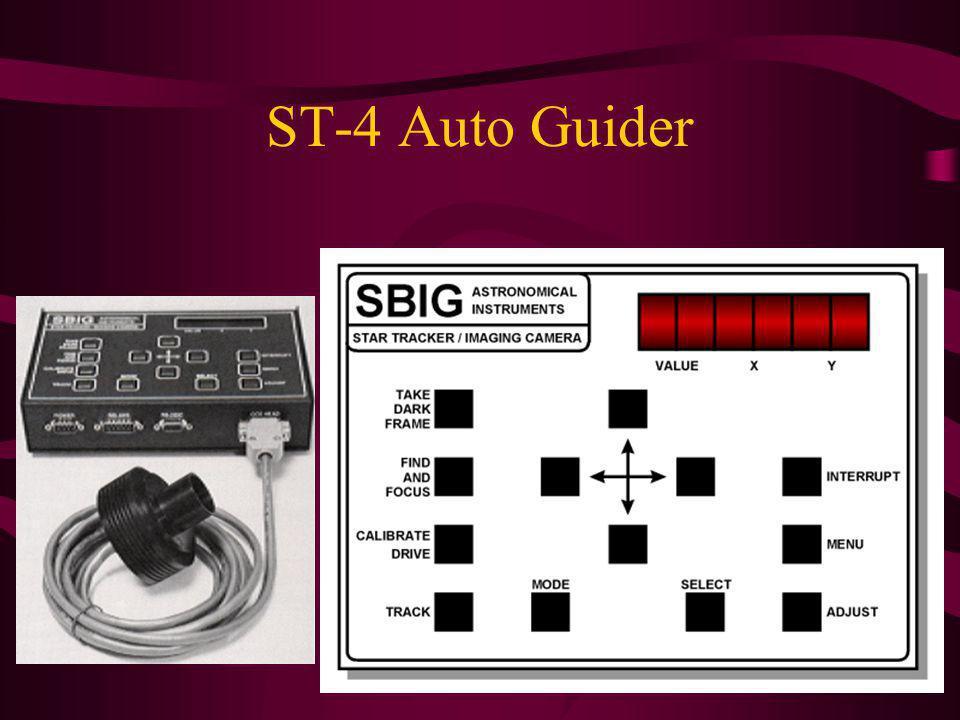 ST-4 Auto Guider