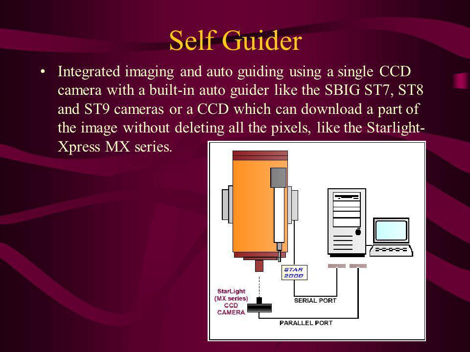 Self Guider