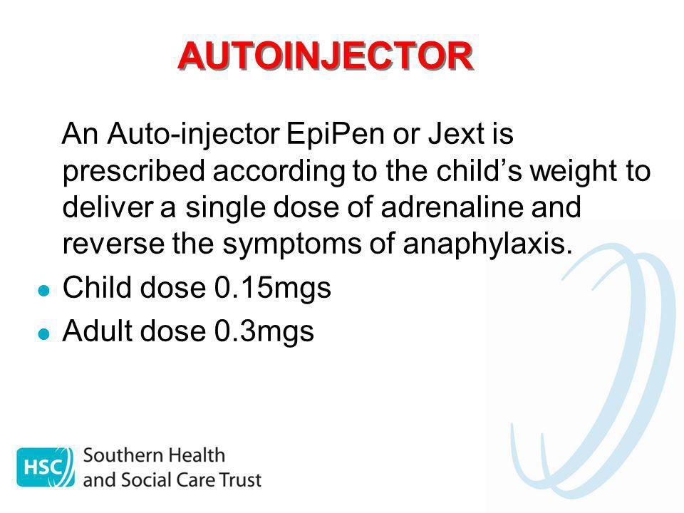 AUTOINJECTOR
