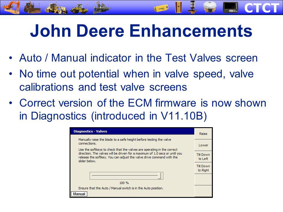 John Deere Enhancements