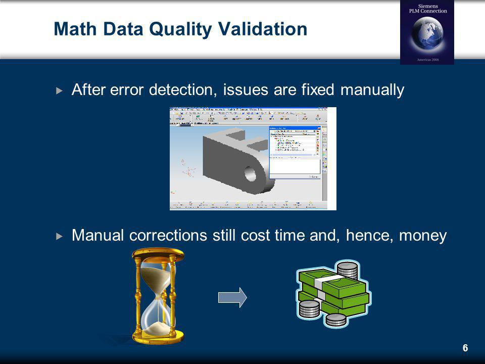 Math Data Quality Validation