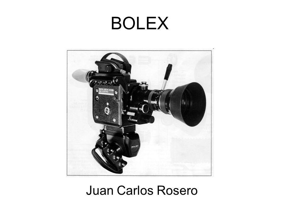 BOLEX Juan Carlos Rosero