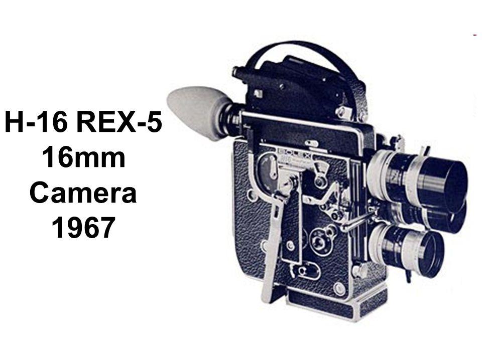 H-16 REX-5 16mm Camera 1967