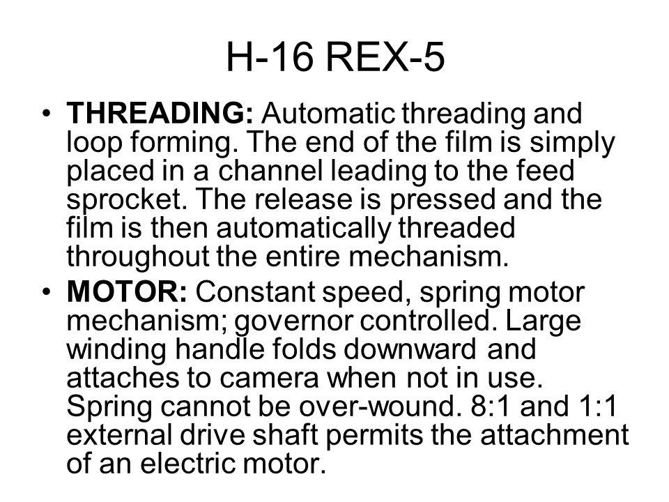 H-16 REX-5