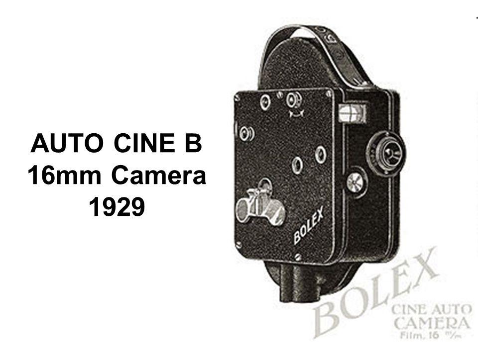 AUTO CINE B 16mm Camera 1929