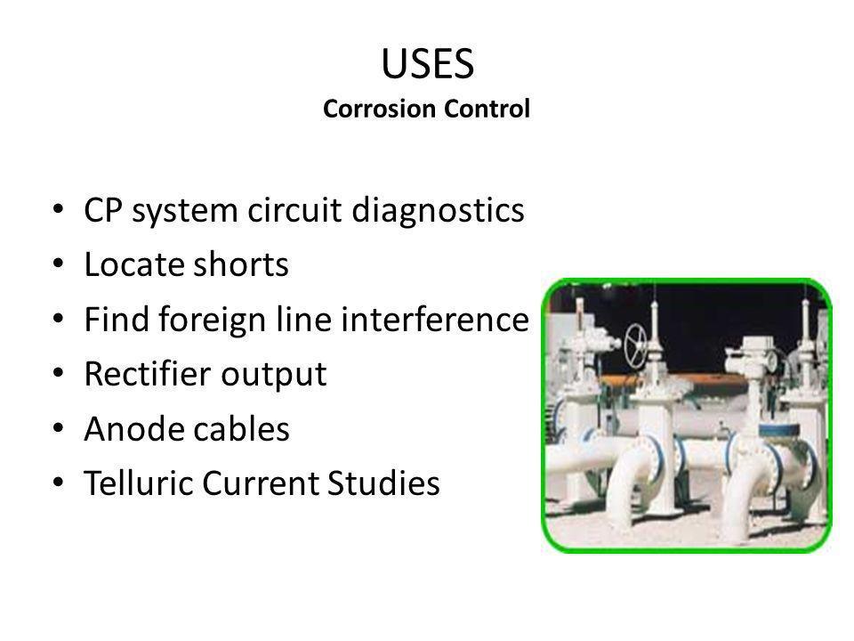 USES Corrosion Control