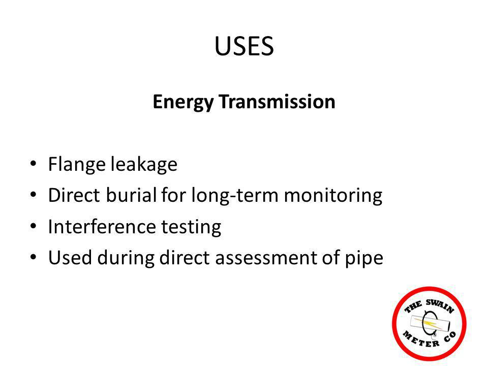USES Energy Transmission Flange leakage