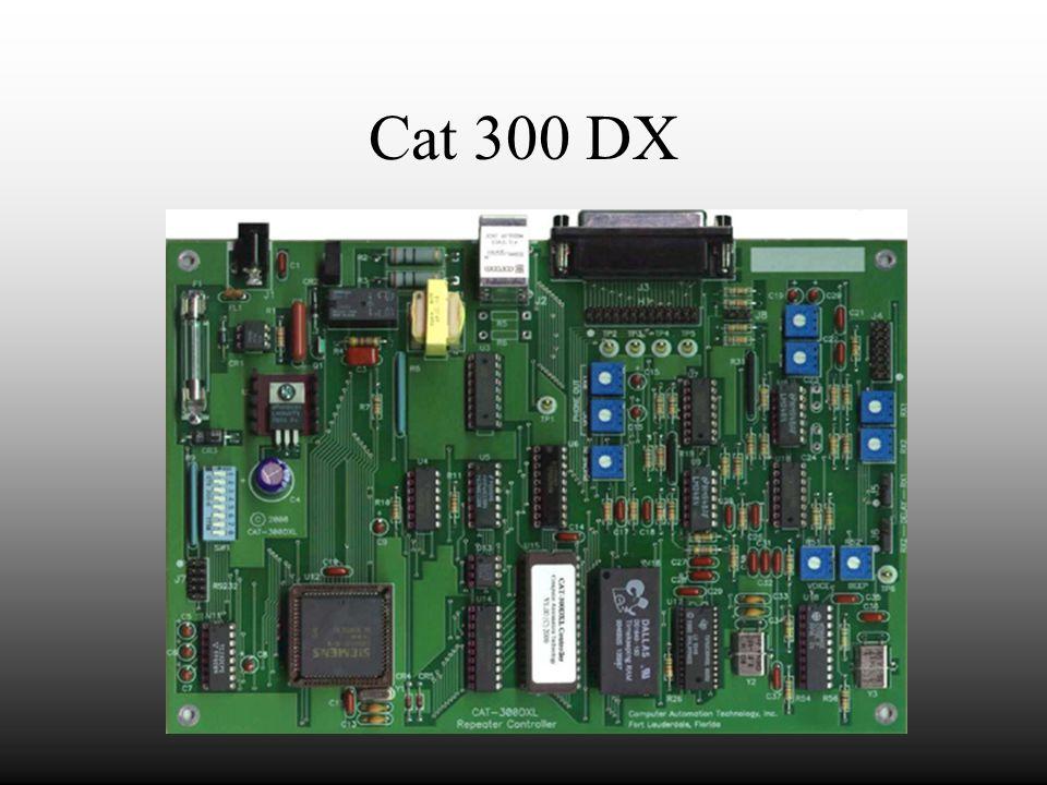Cat 300 DX