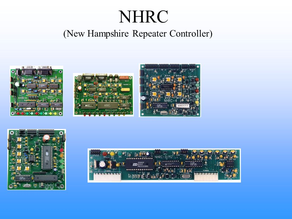 NHRC (New Hampshire Repeater Controller)