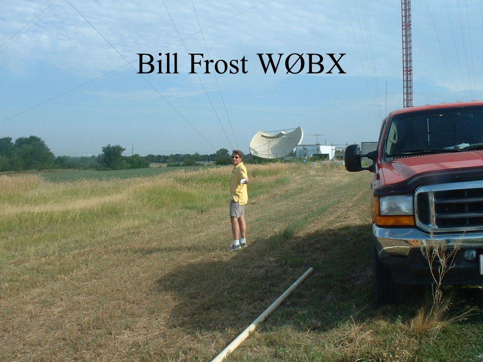 Bill Frost WØBX