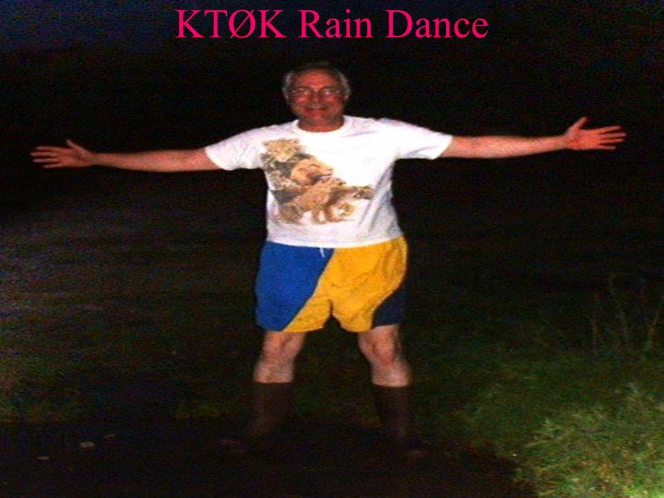 KTØK Rain Dance