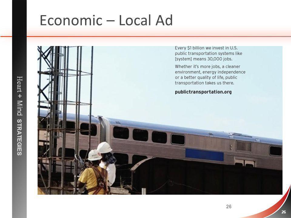 Economic – Local Ad