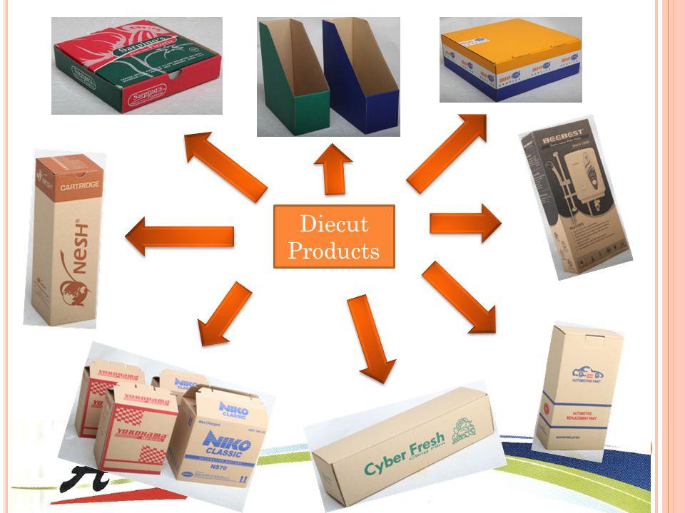Diecut Products