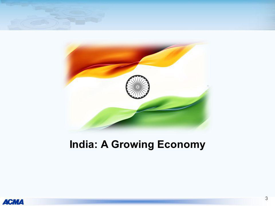 India: A Growing Economy