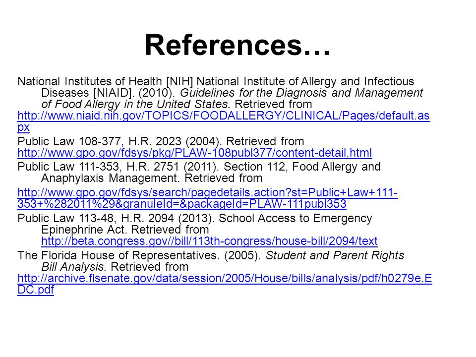 References…