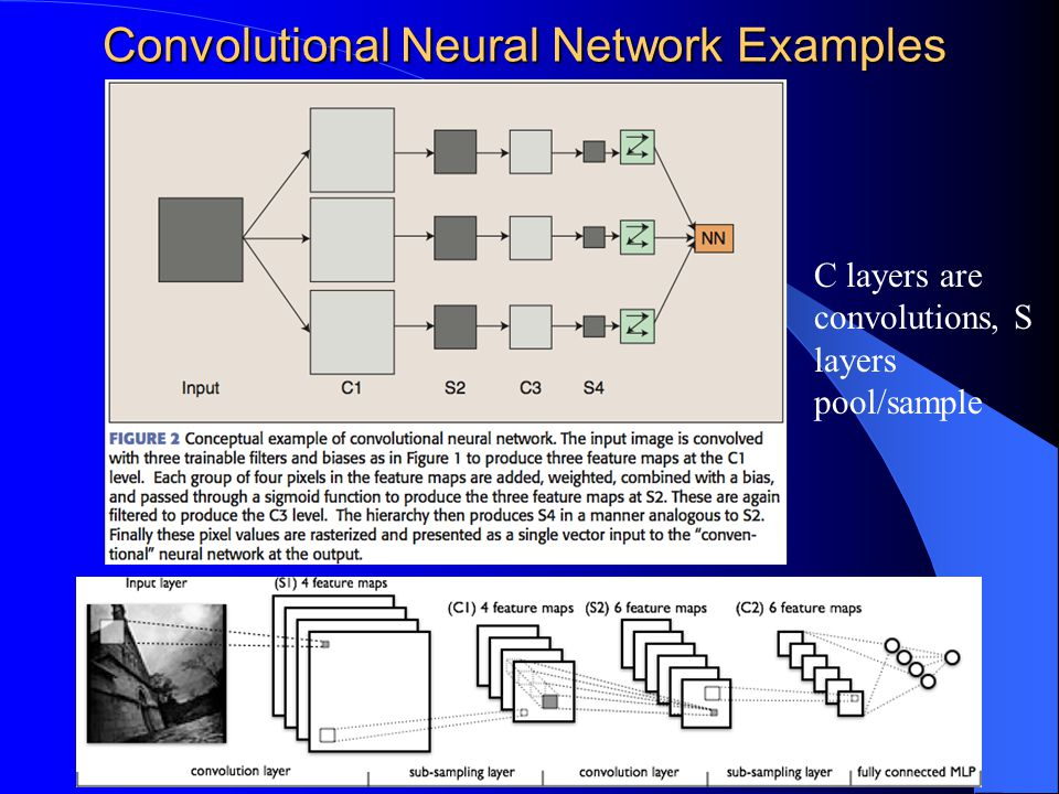 Convolutional Neural Network Examples