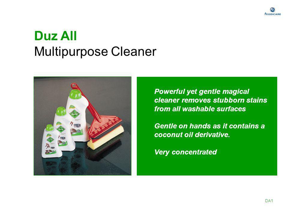 Duz All Multipurpose Cleaner
