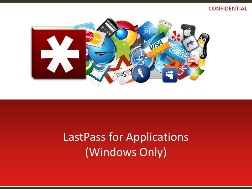 LastPass for Applications