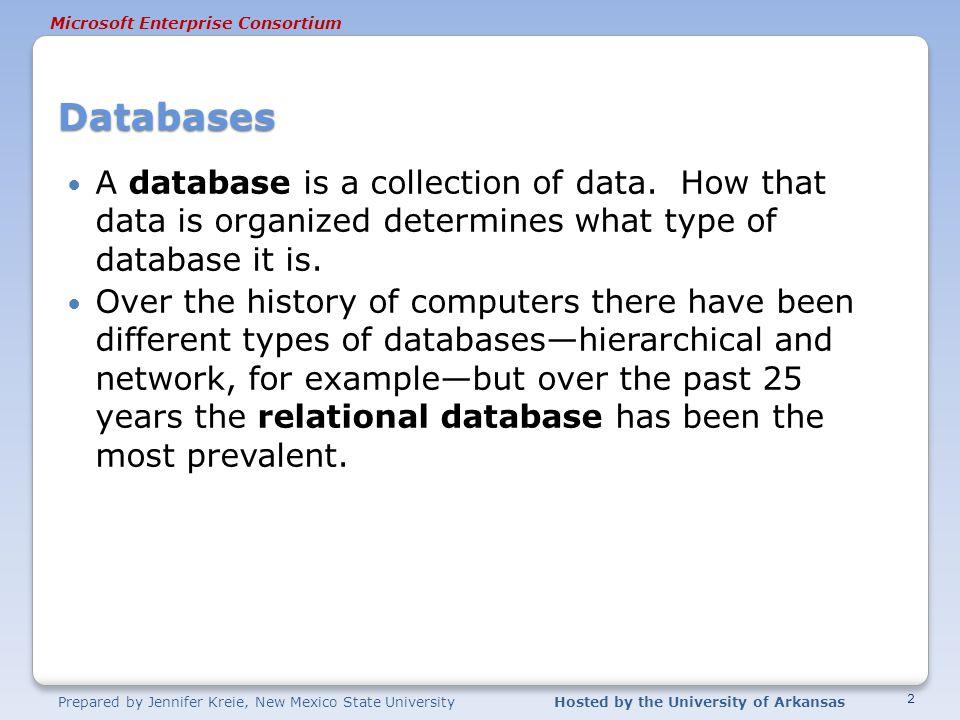 Microsoft Enterprise Consortium