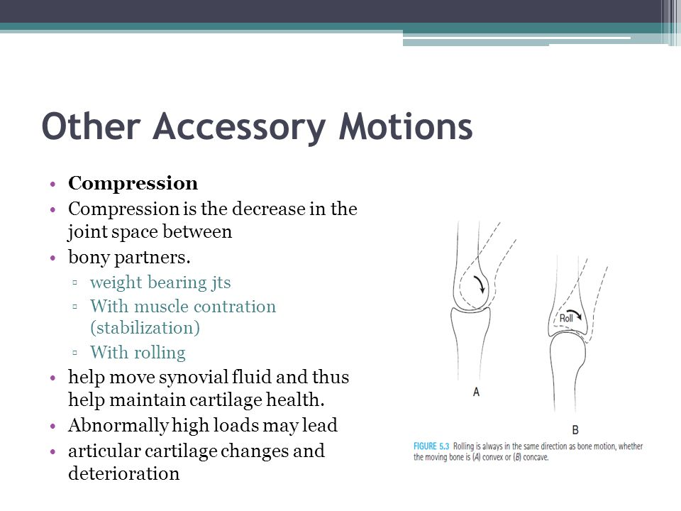 Other Accessory Motions