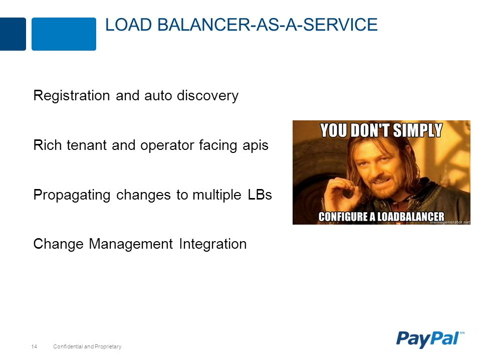 LOAD Balancer-AS-a-service