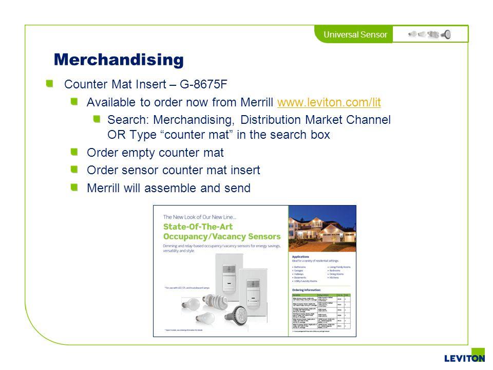 Merchandising Counter Mat Insert – G-8675F