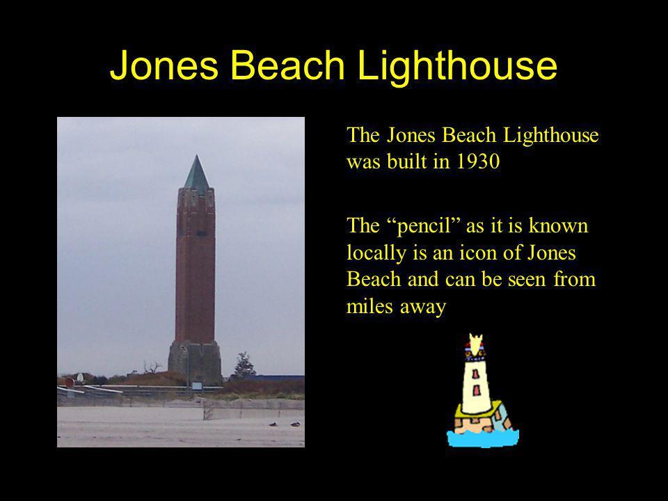 Jones Beach Lighthouse