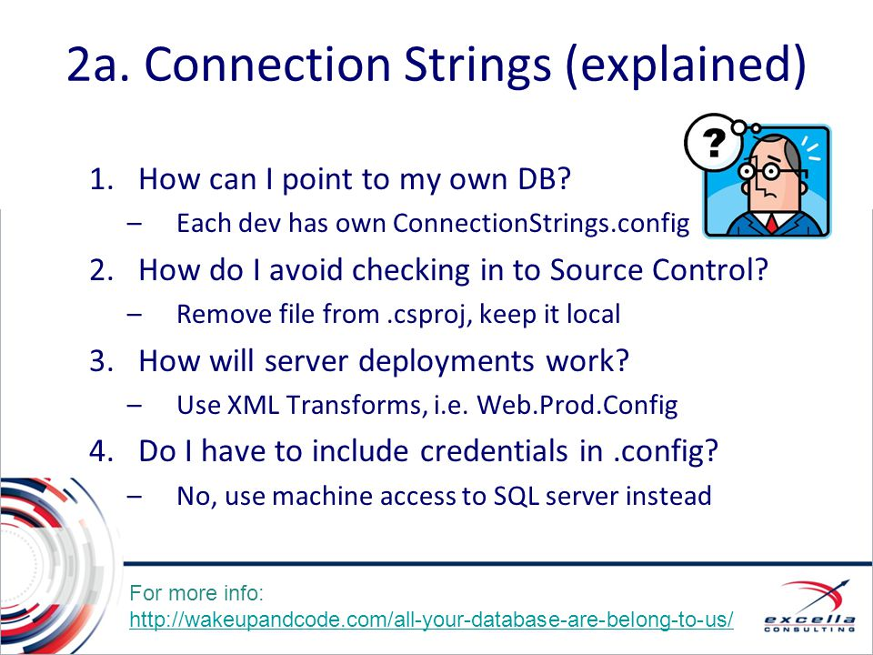 2a. Connection Strings (explained)