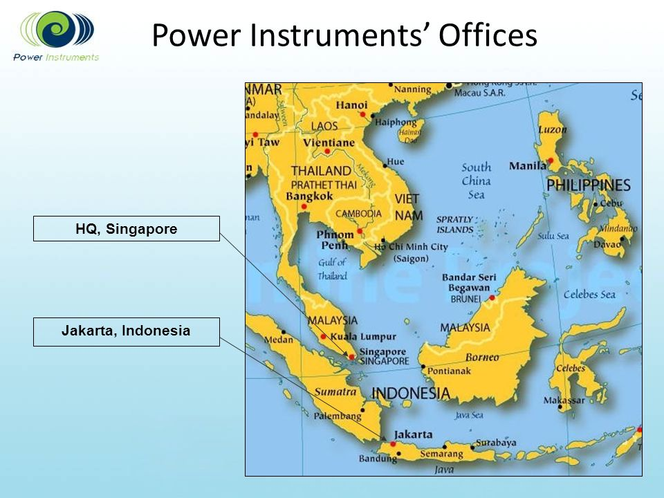 Power Instruments' Offices