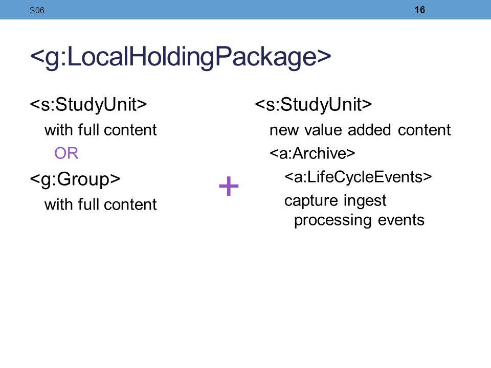 <g:LocalHoldingPackage>