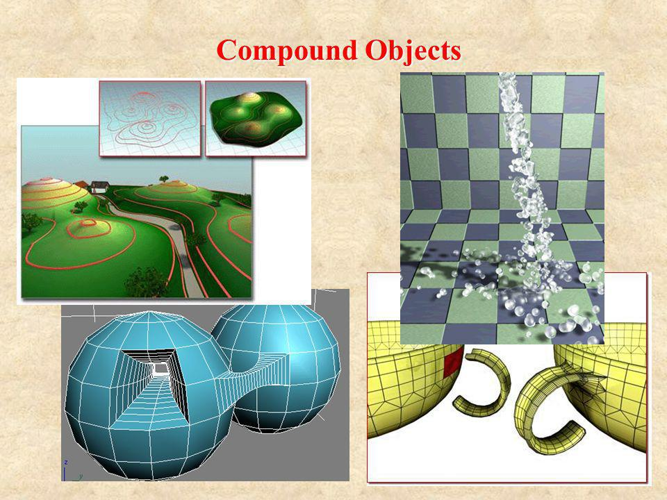 Compound Objects