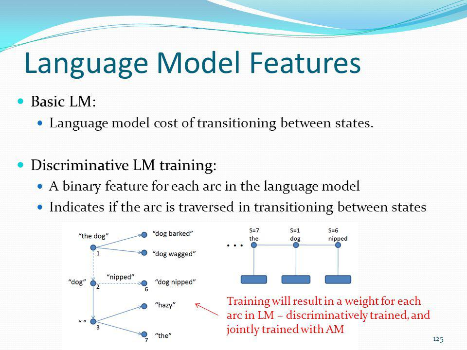 Language Model Features