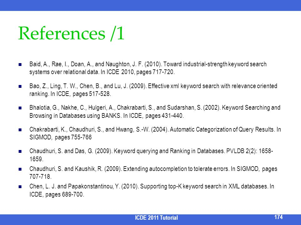 References /1