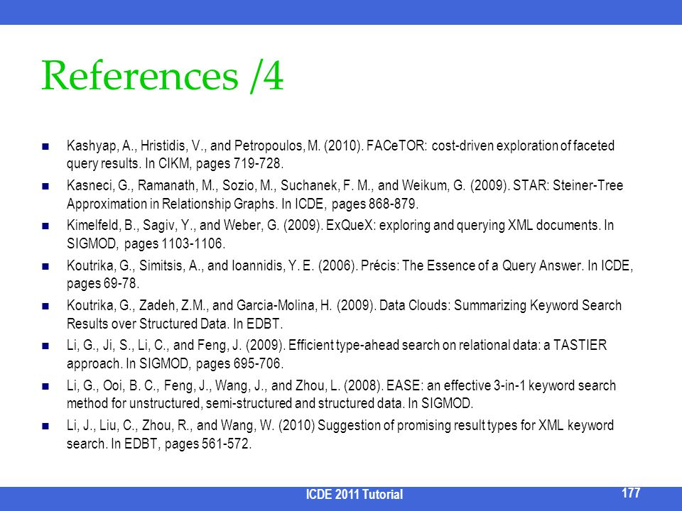 References /4