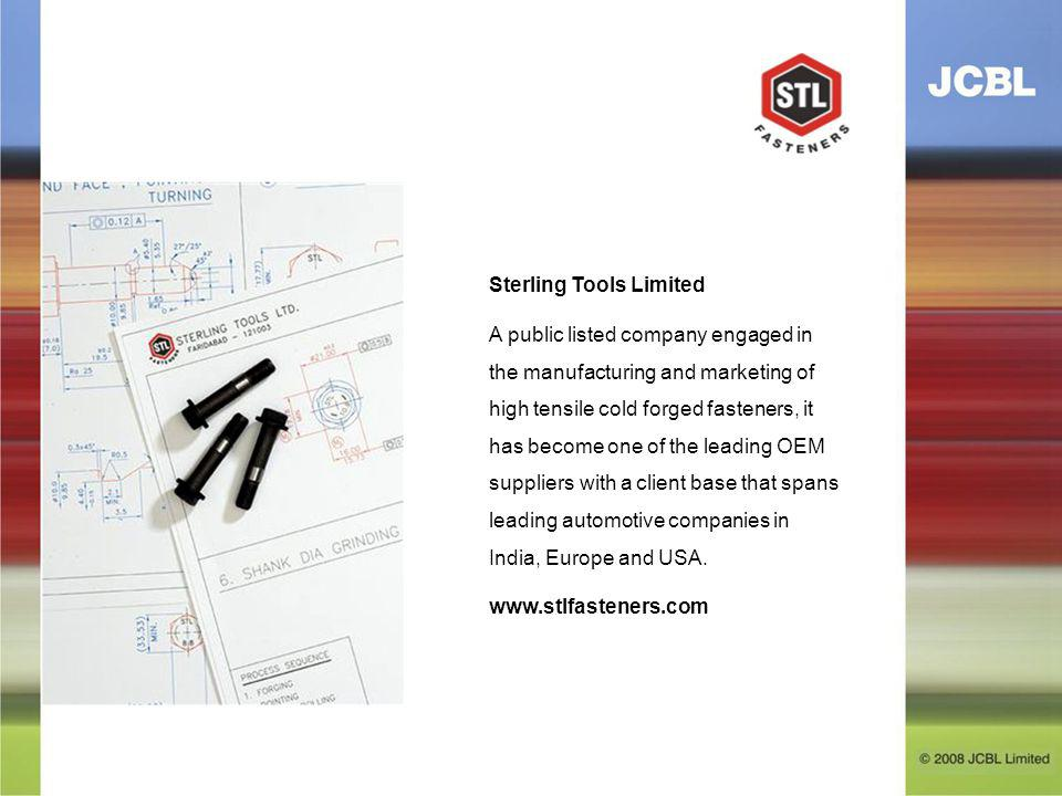 Sterling Tools Limited