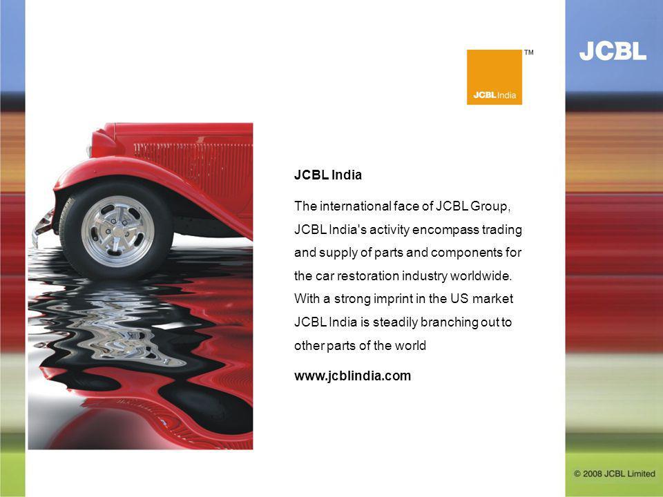 JCBL India
