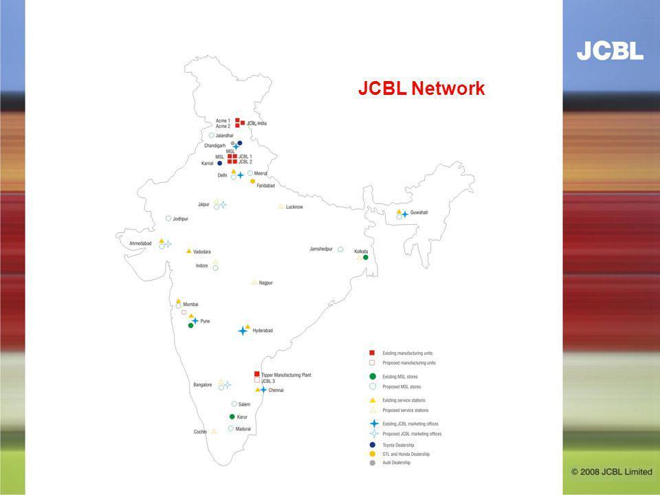 JCBL Network