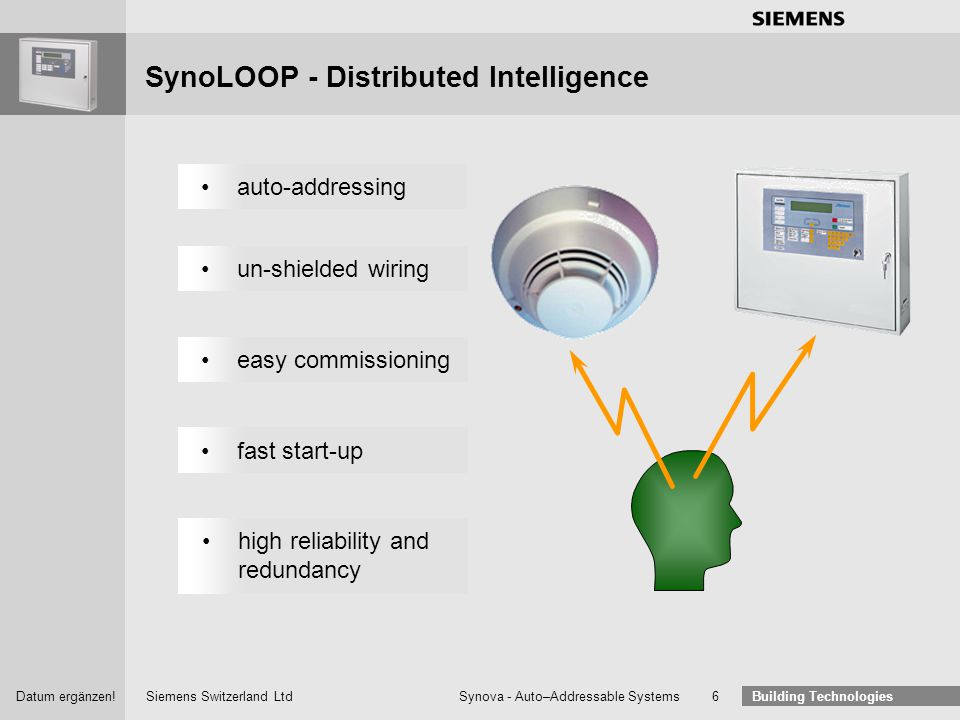 SynoLOOP - Distributed Intelligence