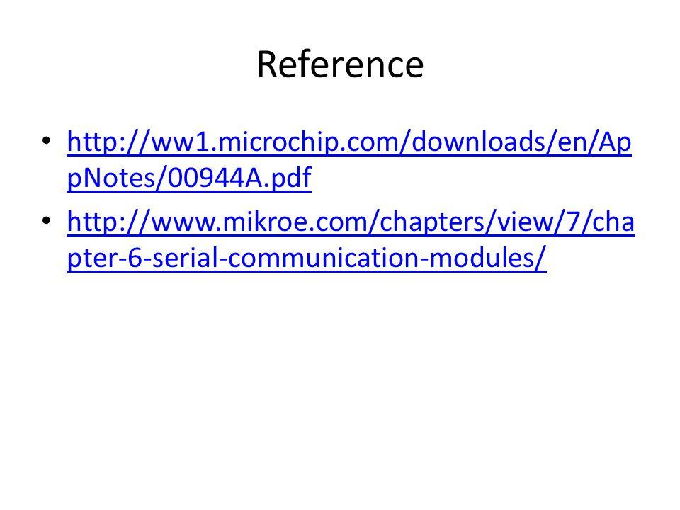 Reference http://ww1.microchip.com/downloads/en/AppNotes/00944A.pdf