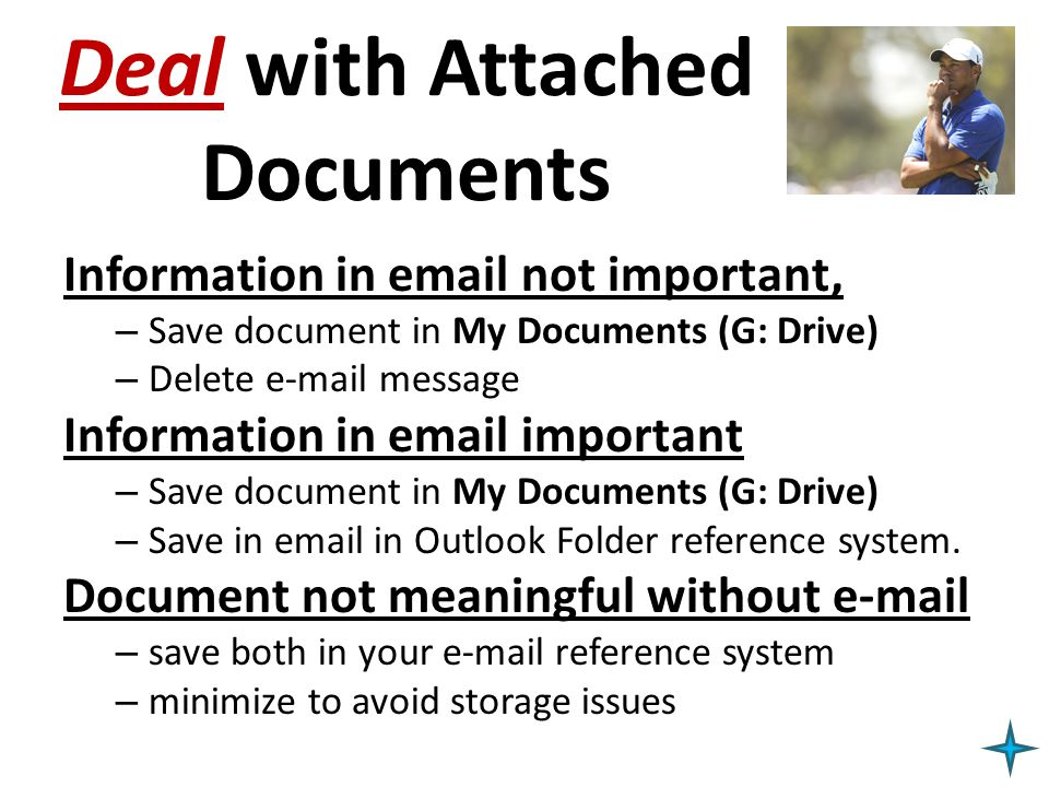 Deal with Attached Documents