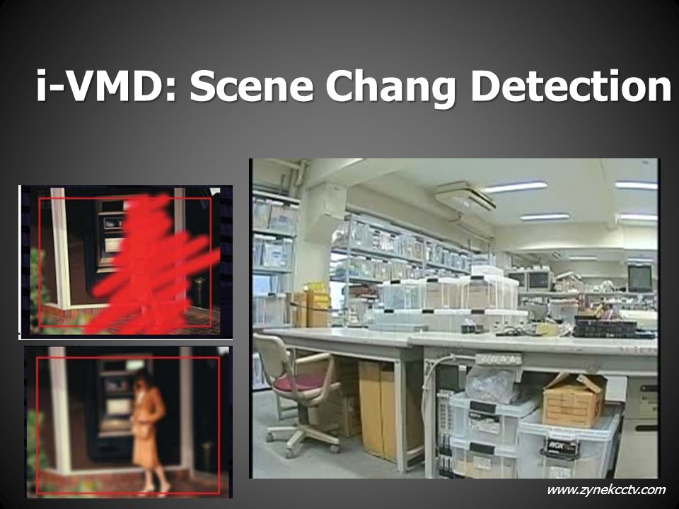 i-VMD: Scene Chang Detection