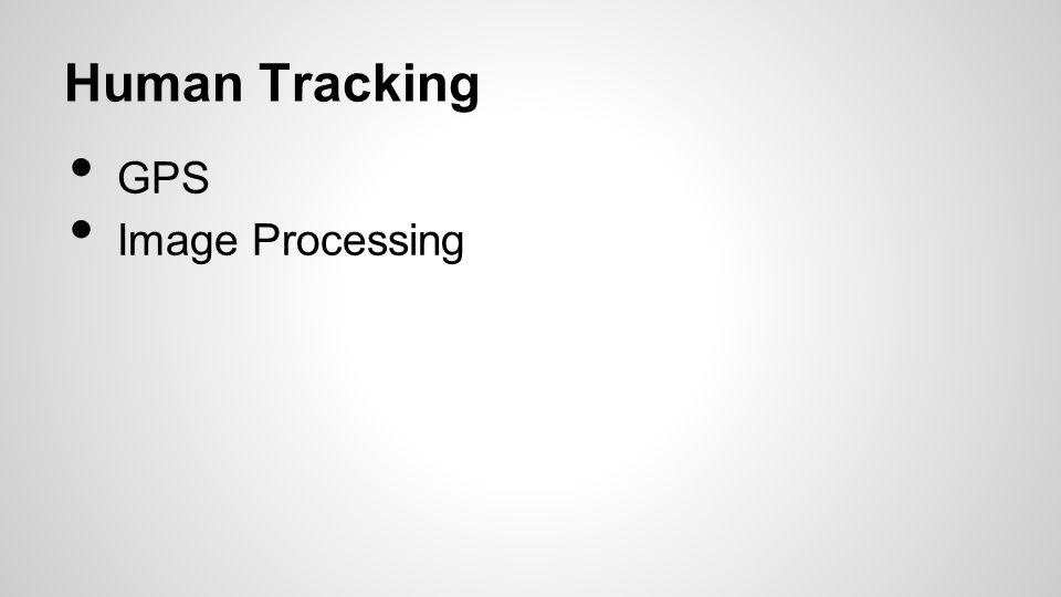Human Tracking GPS Image Processing