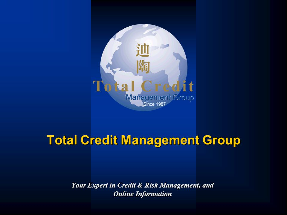 Total Credit Management Group